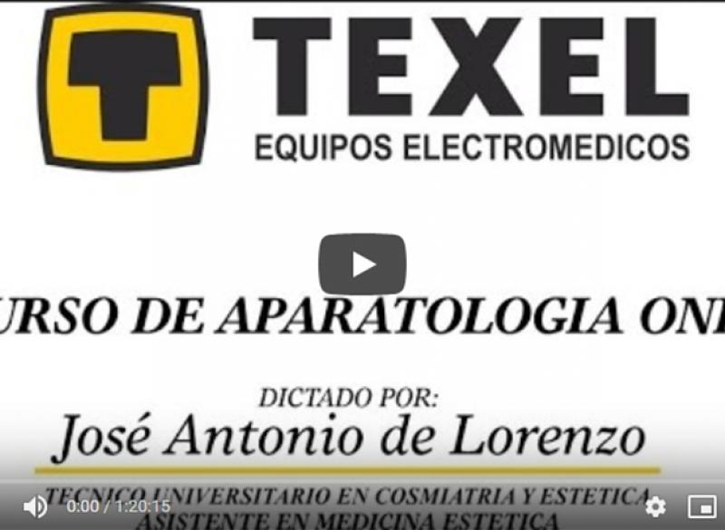 1º Curso/Taller de Aparatologia Online